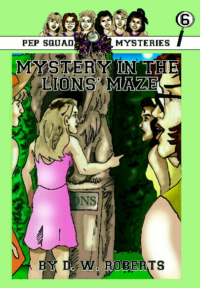 Mystery in the Lion's Maze